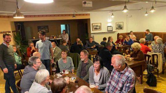 Opening Café Bar On in de Baronie, Battel © RR